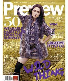 Preview Magazine [Philippines] (October 2009) Judy Ann Santos