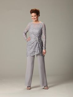 Cheap Prom Dress - Discount Two Pieces Long Sleeve 2015 New Fashion Lace Online with $120.42/Piece   DHgate