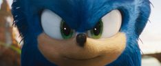 A new trailer for Sonic the Hedgehog shows off the redesigned Sonic. The new CGI character has bigger eyes than the original, a smaller body, and fewer human-like teeth. Sonic the Hedgehog will now hit cinemas in February Jim Carrey, All Sonic Games, Sonic The Movie, Sonic The Hedgehog, Hedgehog Movie, New Trailers, Movie Trailers, Live Action, Character