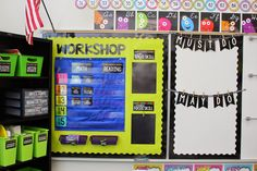 """""""Must Do, May Do"""" Teacher Week Day 2 Classroom Digs! Classroom Organisation, Teacher Organization, Classroom Setup, Teacher Tools, Classroom Design, Future Classroom, Classroom Management, Classroom Displays, Teacher Stuff"""