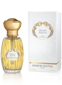 Perfume Mujer Annick Goutal Grand Amour 100 Ml Edp Original $ 3226.0