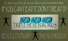 ....imagine no more toxic fillers in your treatments and cleansers!
