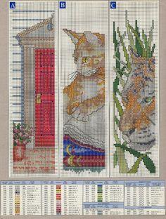 Gallery.ru / Photo # 18 - bookmarks, and that they may be - irisha-ira
