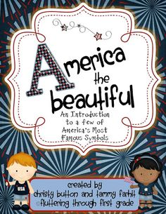 America the Beautiful forever *Freebie*