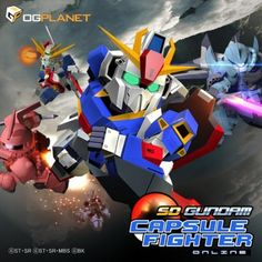 SD Gundam Capsule Fighter Online [Game Connect] Your #1 Source for Video Games, Consoles & Accessories! http://moviewee.com