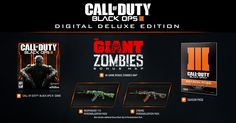 Black Ops 3 Digital deluxe edition!