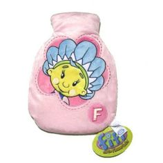 Kids/Childrens Fifi and the Flowertots Hot Water Bottle (Standard) (Pink) by Fifi and The Flowertots. $15.45. Quality childrens hot water bottle. Hot water bottle is made of natural rubber latex. Hot water should be filled by an adult. After drying shake and comb. Machine washable.