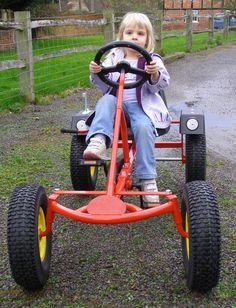 Dino Cars Pedal Carts Karts Ride on toys go-karts go-kart uk 4 Wheel Bicycle, Trike Bicycle, Cruiser Bicycle, Go Kart Steering, Bike Cargo Trailer, Go Kart Frame, Car Shelter, Pull Wagon, Balance Bike