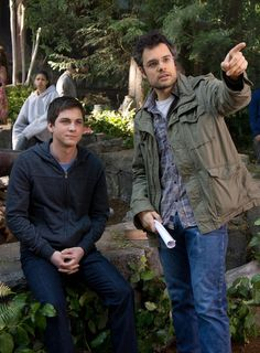 Interview with Director Thor Freudenthal of Percy Jackson: Sea of Monsters