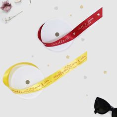 WedFest ribbon for festival style weddings. Double face satin, high quality print and wide choice of ribbon colours available. Personalized Ribbon, Metallic Prints, Printed Ribbon, Ribbon Colors, Festival Fashion, Wedding Stationery, Wedding Inspiration, Colours, Cards