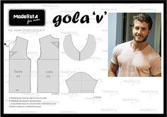 ModelistA: A3 NUMo 0020 GOLA V