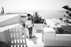 Santorini wedding by WHITE fashion photographer www.whitefashionphotographer.com #wedding #santorini #bridal #photographer