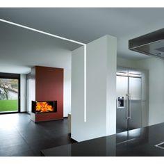 Linie świetlne LED – zwykłe lampy nie są już potrzebne! profile do tasm led oswietlenie sypialni oswietlenie schodowe korytarzowe oswietlenie pokojowe oswietlenie kuchni oswietlenie biura