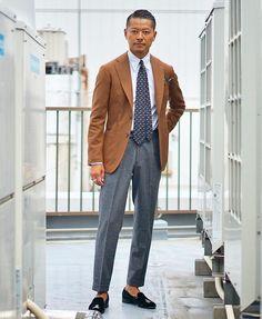 Mens Fashion Suits, Mens Suits, Japanese Suit, Blazer Outfits Men, Dapper Suits, Suit And Tie, Japan Fashion, Gentleman Style, Stylish Men