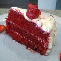 Paula Deen's Red Velvet Cake recipe snapshot