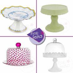 onde comprar pratos para bolos, decoração casa, plate, cake plate, boleira