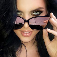 c110eb48f1f Women Luxury Flat Top Cat Eye Sunglasses   Price   9.95  amp  FREE Shipping