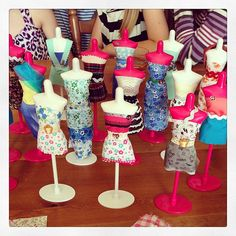 #harumika party. Rocking the fashions... Can you see this years look? by Merrily Me, via Flickr