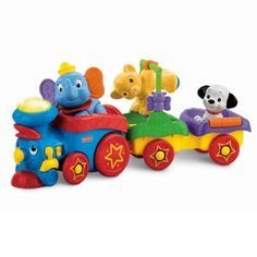 Amazing Animals™ Sing-Along Choo-Choo from Fisher-Price