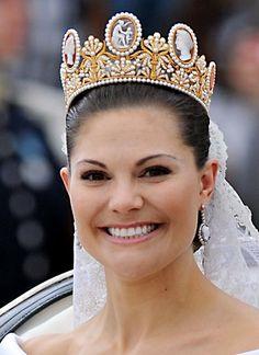 Royaler Schmuck - Prinzessin Victoria