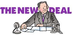 New Deal Illustration