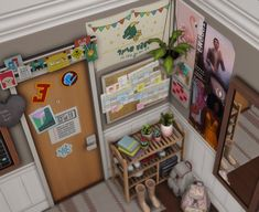 Sims 4 House Plans, Sims 4 House Building, Japan Room, Sims Challenge, The Sims 4 Lots, Muebles Sims 4 Cc, Sims 4 Bedroom, Sims 4 House Design, Casas The Sims 4