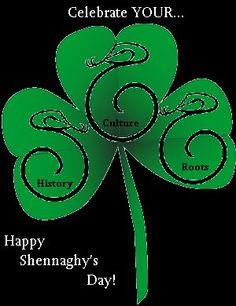 Celebrate YOUR History - Culture - Roots.  #Shennagy's Day #irish #scottish #Welsh #Pagan #Ireland #Scotland #Wales