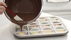 The Half N' Half Cupcake Pan ($23)  You want banana cupcakes! You want chocolate cupcakes! Now you can have both with this admittedly gimmicky but also pretty cute Half n' Half pan.