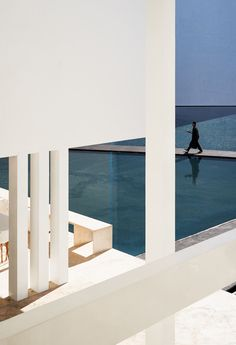 taller aragones architecture | Mar Adentro: The Amazing White Hotel In Mexico