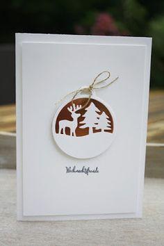 Danielas Stempelwelt: Ups, Weihnachten?