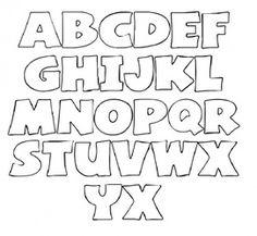 Printable free alphabet templates diy ideas pinterest alphabet free printable alphabet stencils creating a free printable letter stencils promises spiritdancerdesigns Images