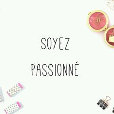 Hello dear bonjour mes chers! A tiny yet powerful quote to share to \day: soyez passionné-e-s ! Be excited and love what you do! Make it your own make it fun and learning will be a piece of cake! To feel empowered and share your experience with us meet us on Facebook at the Selfrench Chatroom Group! See you there! #LearnFrench #Selfrench #French #France #SpeakFrench #language #study #parlerfrançais #bonjour #Paris #Eiffeltower #voyage #Frenchwords #Parisian #Parisienne #Parisianlife…