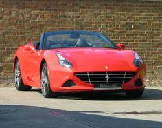 Used 2015 (64 reg) Red Ferrari California T 2dr Auto for sale on RAC Cars