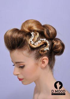 ESSENTIAL  nuova collezione firmata #dmood #hair #wedding #style #parrucchieri #sposa #love