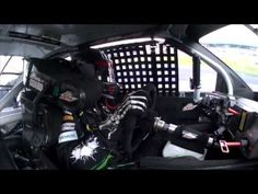 VIDEO (June 22, 2012): Follow Dale Jr. from the unveiling of his 'Dark Knight Rises' paint scheme at Hendrick Motorsports Fan Day on May 25, 2012 to Victory Lane at Michigan International Speedway on June 17, 2012.