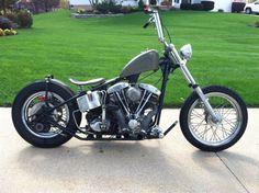1985 Harley-Davidson Shovelhead Bobber