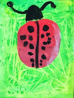 Kindergarten's Ladybugs