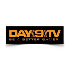 DAY[9] Logo Stickers