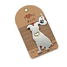 image of Enesco® For the Love of Paws™ Mutt Ornament Set