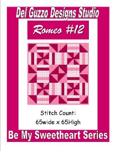 Pattern Description:  SIZE:  Pillow size pattern 65x65  Series/Collection: Be My Sweetheart  Pattern Information:  PDF consisting of 17 pages  A full color pattern containing a front cover, small complete graph, how to tape pages together, large graph broken down onto multiple pages for ease of viewing. (can be zoomed in and out)  Color key for Red Heart Yarns.  Instructions for how to read my graphs/patterns  And a Stitch and Skein count in an easy to read chart for G, H, & I hooks in SC…