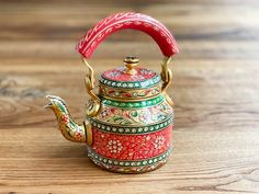 Fair Trade, Tea Pots, Kitchen Appliances, Tableware, Diy Kitchen Appliances, Home Appliances, Dinnerware, Tablewares, Tea Pot
