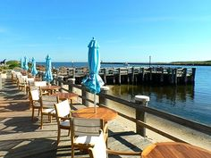 Gosman's Dock Restaurant - Montauk, NY