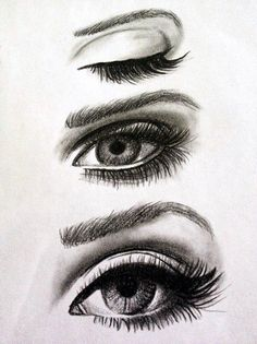 How to Draw an EYE (11)
