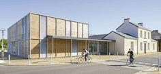 Écoles de musique et d'arts plastiques à Saint-Aignan par Berranger-Vincent