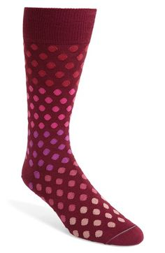 Paul Smith 'Dot Dégradé' Socks available at #Nordstrom