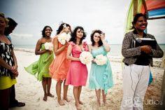 Destination wedding in Playa Mujeres, Mexico JAGstudios