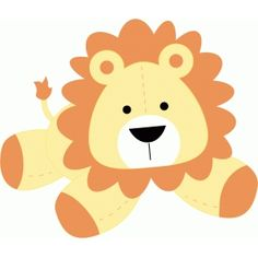 Silhouette Design Store - View Design #43164: rivka's renditions toy lion