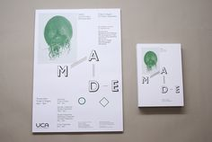 Made 12 by Ken Borg, via Behance