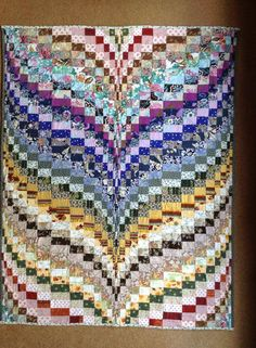 Bargello, Quilts, Blanket, Projects, Log Projects, Blue Prints, Quilt Sets, Blankets, Log Cabin Quilts