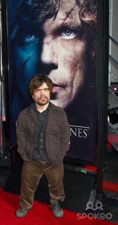 """""""An Evening with The Game of Thrones"""" hosted by the Academy of Television Arts and Sciences at the Chinese Theater hosted by the Academy of Television Arts and Sciences at the Chinese Theater. Featuring: Peter Dinklage. Where: Los Angeles, California, United States. When: 19 Mar 2013."""